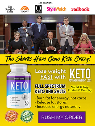 Lose 50lbs in 2 Months with Keto