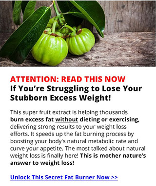Get Rid of Your Tummy with Garcinia